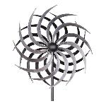 WindRad ArtFerro, Metall, 37,5x13,7x175 cm