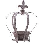 Krone ArtFerro, Metall, 24x16 cm