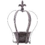 Krone ArtFerro, Metall, 30x20 cm