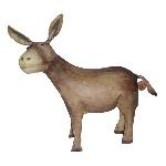 SparDose Esel Kanu, Metall, 24x9x24 cm