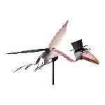 FlyBird ArtFerro, Metall, 66,5x50x125 cm