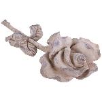 Rose Valo, creme/white, 35,5x17,5x7,5 cm