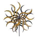 WindRad ArtFerro, Metall, 57x13,7x185 cm