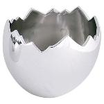 SilverPflanzEi GaudyIvory, Porzellan, 16x16x14 cm