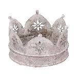 Krone ArtFerro, Metall, 18x15,5x11 cm