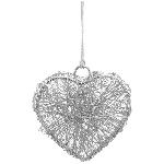 HerzHänger SuArt, Metall, 10x11,5x4 cm