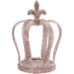 Krone ArtFerro, Metall, 14x13x19 cm