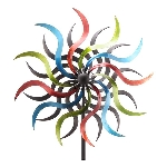 WindRad ArtFerro, Metall, 52x14x177,8 cm
