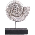 Ammonit Hilda, Polyresin, 29x10x38,5 cm