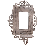 Spiegel ArtFerro, Metall, 27x2x32 cm