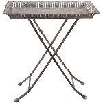 Tisch ArtFerro, Metall, 62x35,5x69 cm