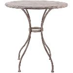 Tisch ArtFerro, Metall, 70x70x75 cm