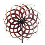 WindRad ArtFerro, Metall, 46x21x186 cm