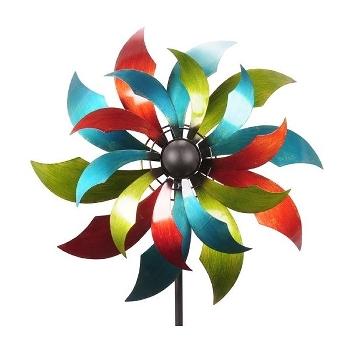 WindRad ArtFerro, Metall, 68,5x25,4x230 cm