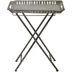 Tisch ArtFerro, Metall, 51,5x34,5x62,5 cm