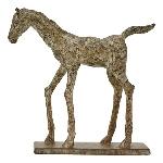 Pferd Hilda, PolyResin, 25,5x7x24,5 cm