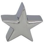 Stern ArgenT, Keramik, 8x3,5x7,5 cm