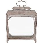 Laterne ArtFerro, Metall, 35,5x12x46 cm