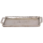Tablett GROS, Aluminium, 50x23x3 cm