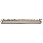 Tablett GROS, Aluminium, 59x13x3 cm