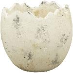 PflanzEi Valo, Keramik, 17x17x15 cm