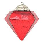 DiamantHänger Iride, Glas, 24x24x28 cm