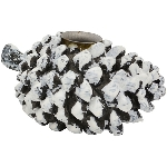 ZapfenKerzenHalter Trouper, polyresin, 12,5x7x7cm