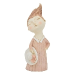 Lady Hilda, Polyresin, 12x13x32,2 cm