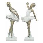 Ballerina Hilda, Polyresin, 11,6x9,7x26,3 cm