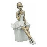 Ballerina Hilda, Polyresin, 17,9x10,9x19,8 cm