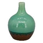 Vase Ecolo, Keramik, 14x14x18,5 cm
