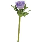 Anemone ArtificialNature, lavender, 36 cm