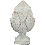 Zapfen Valo, Zement, 16,5x16,5x27,5 cm