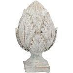 Zapfen Valo, Zement, 20x20x33,5 cm