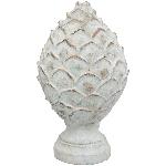Zapfen Valo, Zement, 16x16x28,5 cm