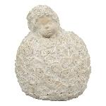 Engel Dur, Zement, 13x13x17,5 cm