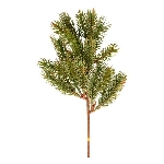 Pine spray ArtificialNature, 35x19x6 cm