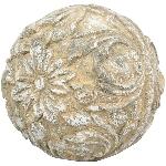 Kugel Valo, Polyresin, 14,5x14,5x14,5 cm