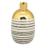 Vase XOXO, Dolomite, 9,5x9,5x16 cm