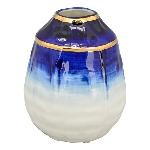 Vase Ecolo, Stoneware,13x13x15,5 cm