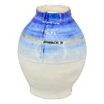 Vase Ecolo, Stoneware,18x18x23 cm