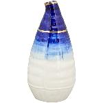 Vase Ecolo, Stoneware,17x17x35 cm