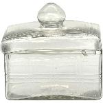 GlasBonboniere JAR, Glas, 11,5x16x20 cm