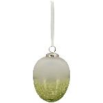 EiHänger VERT, grün, Glas, 9x9x12 cm