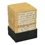 NotizBuch PaperART, Papier, 15x10 cm