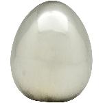 Ei ArgenT, silber, Dolomite, 16x16x22,5 cm