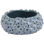 Topf Calura, Keramik, 27x22x15,5 cm