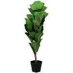 Fiddleleaf tree, ArtificialNature, 93 cm