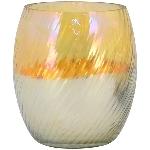 WindLicht Coloré, Glas, 9x7x7 cm