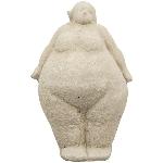 FrauenSkulptur DUR, Zement, 17x12,5x26 cm